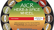 Herb & Spice Wheel
