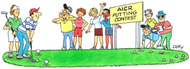 Golf Putting Contest