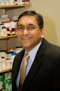Shrikant Anant, PhD
