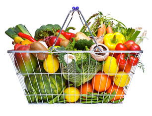 Foods that Fight Cancer Basket