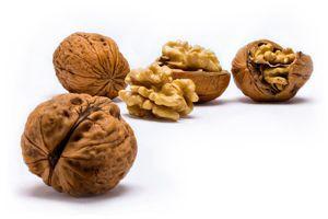 walnuts white