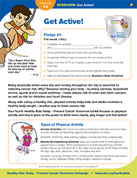 Physical Activity overview cover