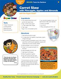 Taste A Rainbow Recipe