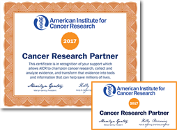Become a Cancer Research Partner