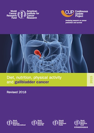 CUP Gallbladder cancer cover