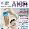 Print newsletter cover