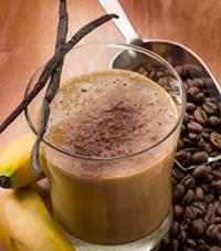 Coffee Banana Smoothie
