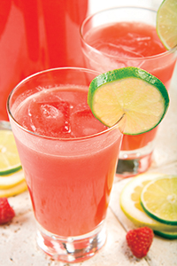 Watermellon Berry Cooler