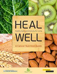 A Cancer Nutrition Guide