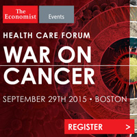 September 29th in Boston, War On Cancer Conf discount