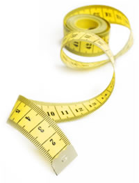 image of a tape measure