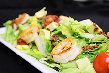 Shrimp Salad with Sundried Tomato Vinaigrette