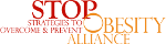STOP Obesity Alliance logo