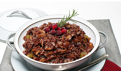 Red Rice Dressing