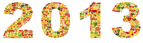 2013 in Fruit and Veg