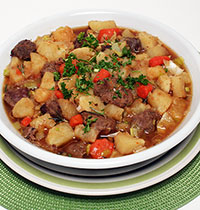 American Irish Stew
