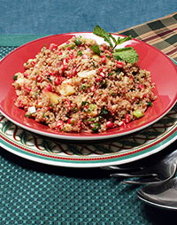 Holiday Quinoa Salad