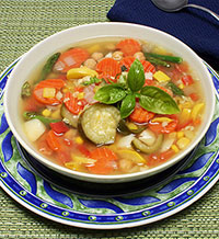 Summer Veggie Soup
