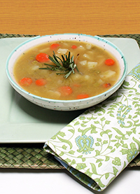 Super Split Pea Soup