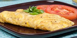 French Style Omelette