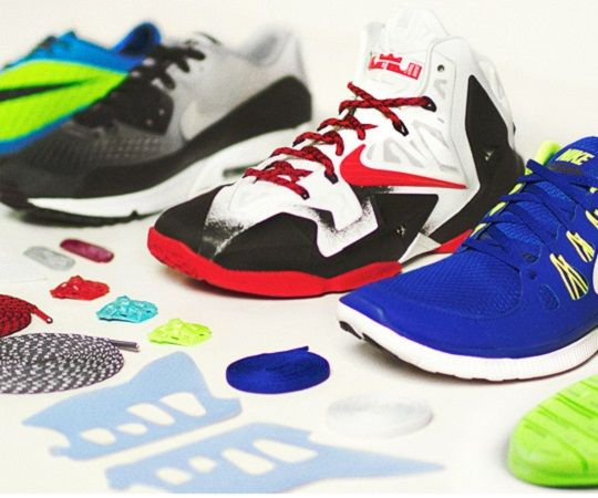 Nike Design Your Own Shoe Gift Card