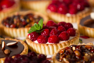 holiday tarts