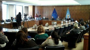 Launch of AICR PAHO Spanish Policy Summary, PAHO HQ