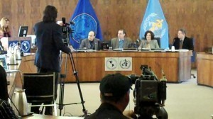 Press questions at AICR PAHO Summary Launch