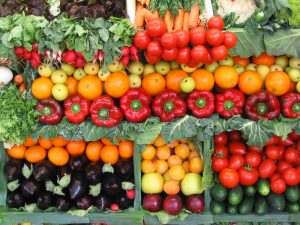 report, CDC Says, Only 1 in 10 Adults Get Enough Fruits and Vegetables