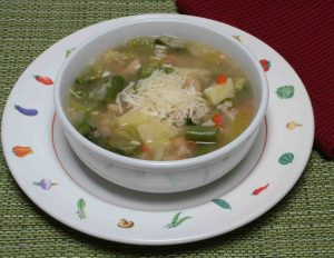 soup, Fiber-Filled Vegetable Soup