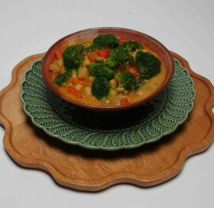 , Creamy Vegetable Curry