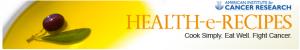 healthy, What Makes a Health-e-Recipe a Health-e-Recipe?