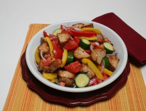, Grill Your Salad, a Mediterranean Specialty