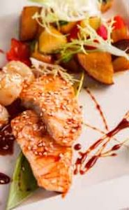 , Salmon Serves Up Omega-3s