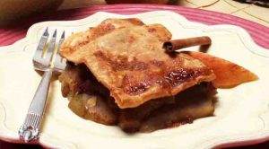 , A Lighter Apple Pie