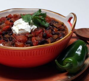 veggie-chili