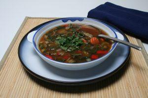 , Liven Up Lentil Soup