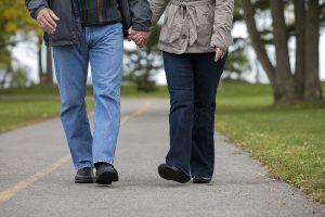 bigstock-Mature-Couple-Walking-37462687