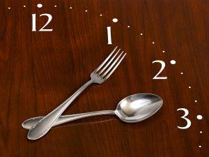 , New Analysis: Eat Slower, Eat Less