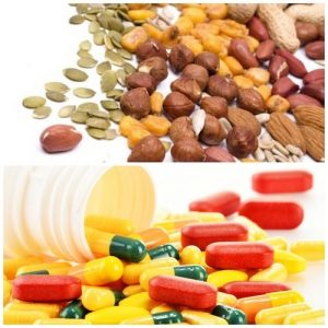 supplements, Study: Vitamin E from Food, Not Supplements, May Lower Women's Lung Cancer Risk