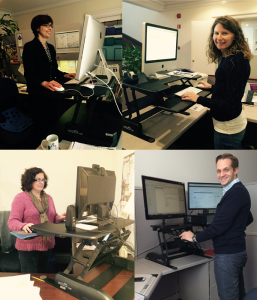 , So You're Thinking of a Standing Desk? Learn From Us.