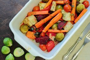 , Think Vegetables are Boring? For Spring Veggies, Try This