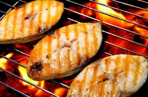 , Grilling Up a Patriotic and Cancer Preventive Plate