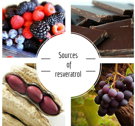 Sources of Resveratrol