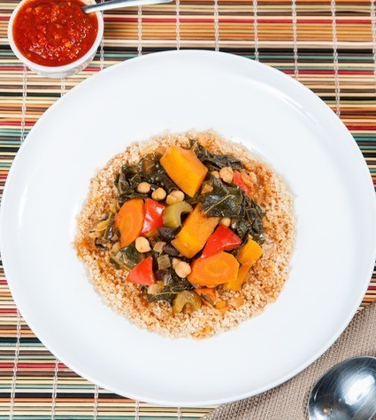 , A Vegetarian Moroccan Stew To Savor