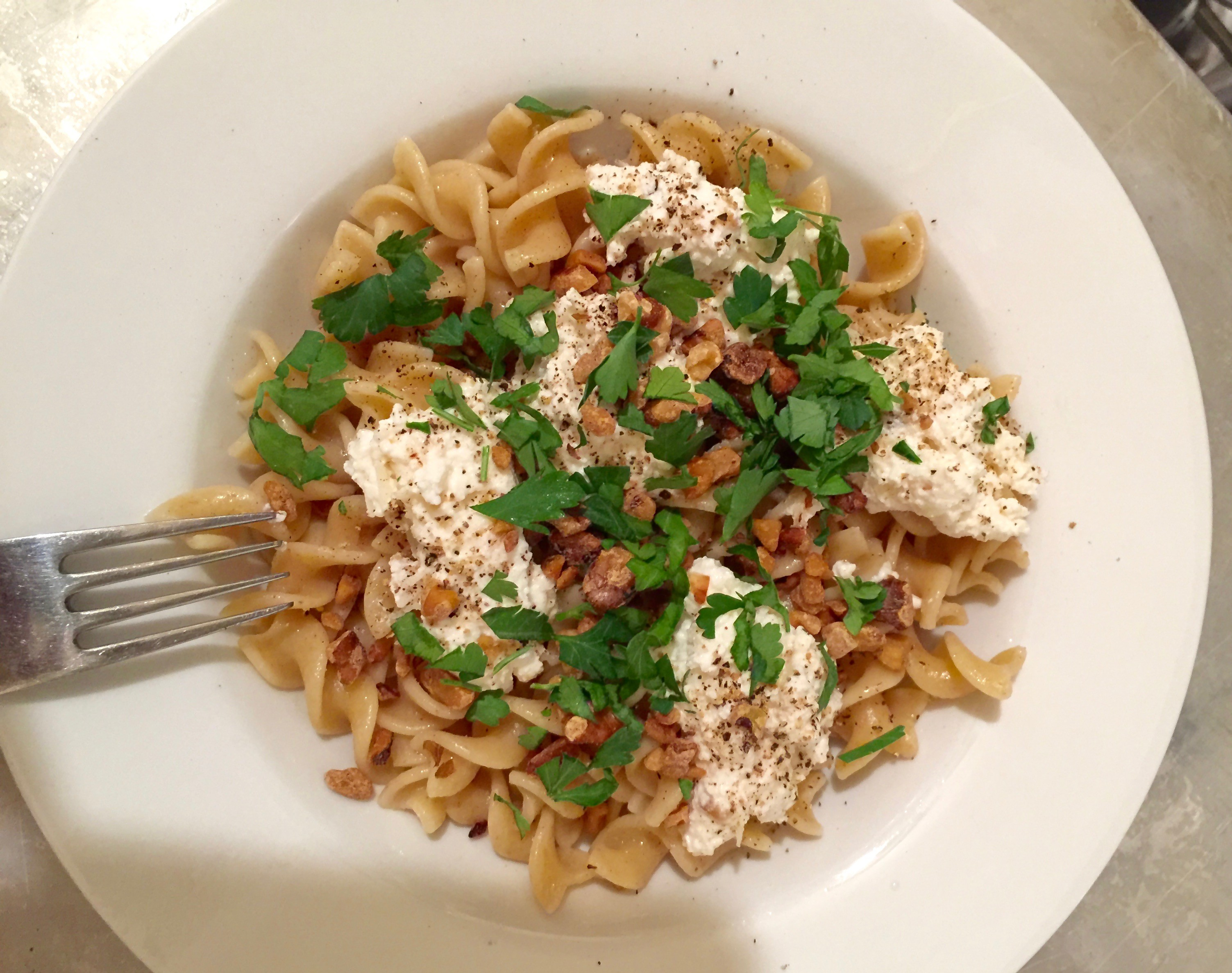 , Tips for an Easy, Cheesy (and Healthy) Pasta
