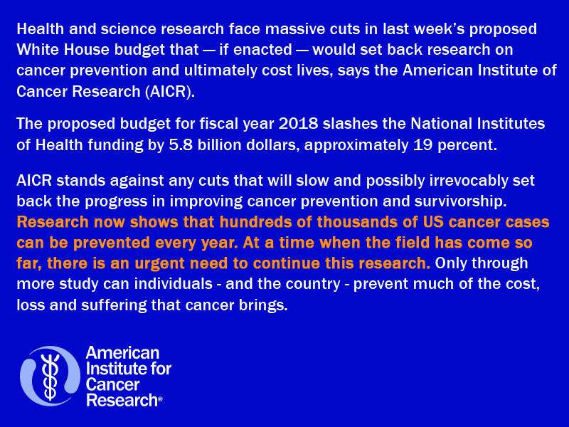 Cancer Prevention Research
