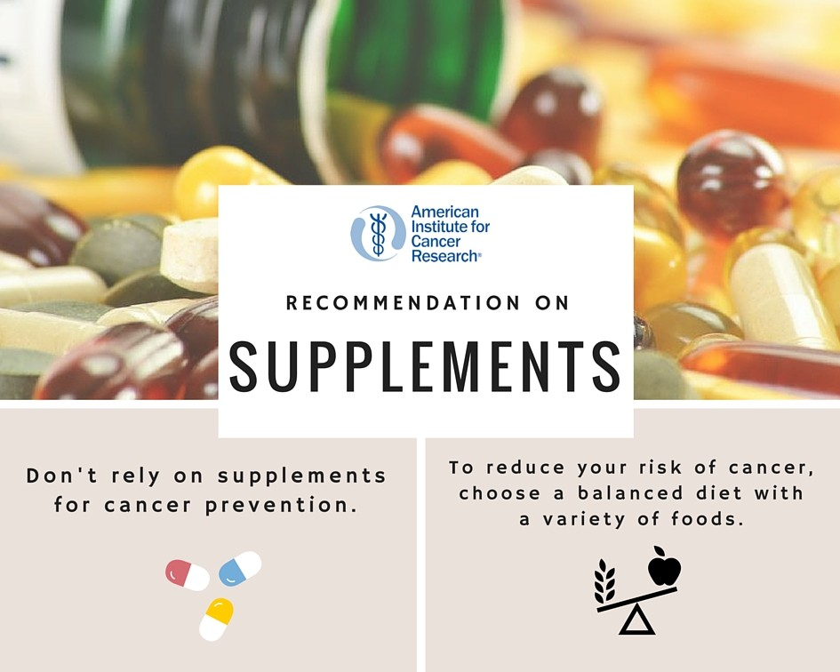 B Supplements Increase Lung Cancer Risk