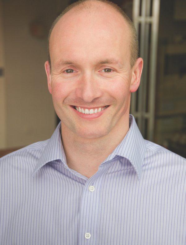 Director of Research Nigel Brockton, PhD