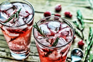 Healthy Sparkling Drinks